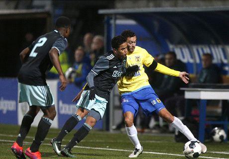 Jong Ajax maakt knappe comeback in Friesland