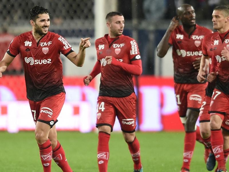 Ligue 1, 16ª giornata - Il Digione strappa un punto in dieci