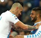 Napoli race out of blocks to beat Inter