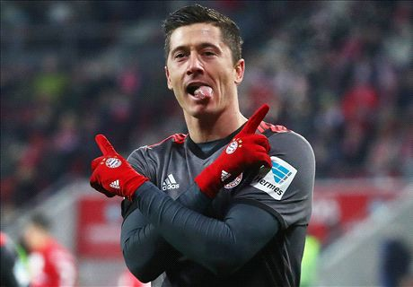Bayern fight back to see off Mainz