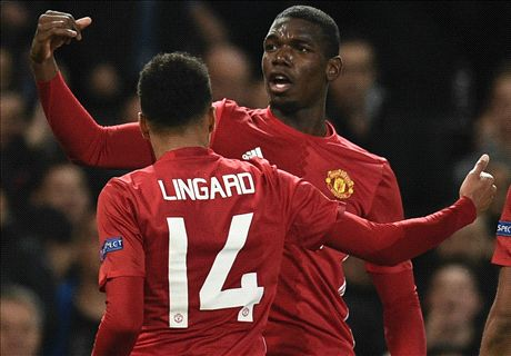 Pogba: I was happiest to see Lingard!
