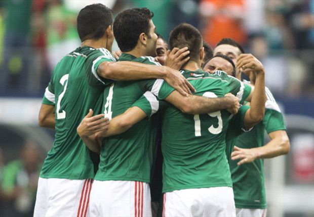 Mexico 3-1 Ecuador: Montes suffers injury as Herrera's men seal comfortable win