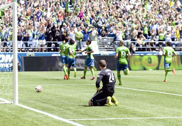 Seattle Sounders 4-0 Real Salt Lake: Top of the table blowout