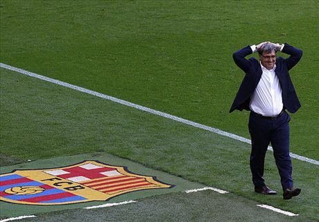 Martino: Barca knew little about me