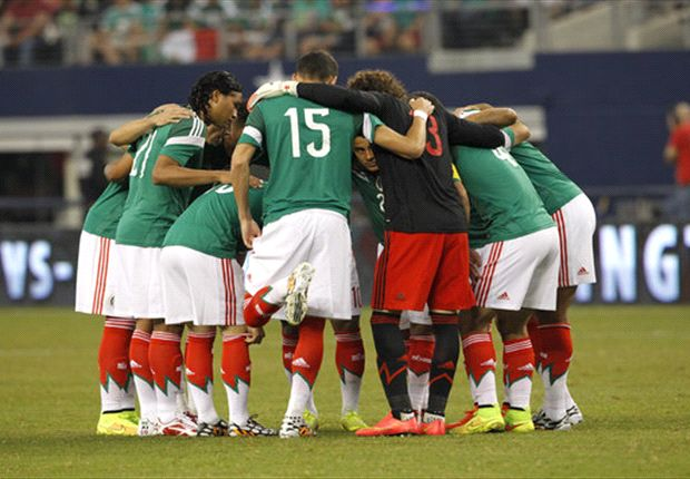 After injury to Montes, Mexico can't delight in strong showing