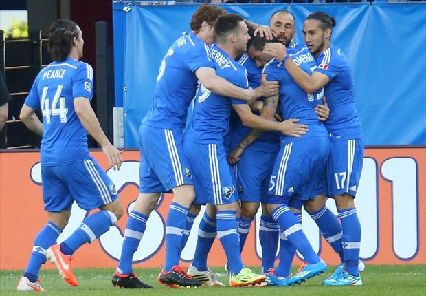 Montreal Impact 2-0 New England Revolution: Eastern upset