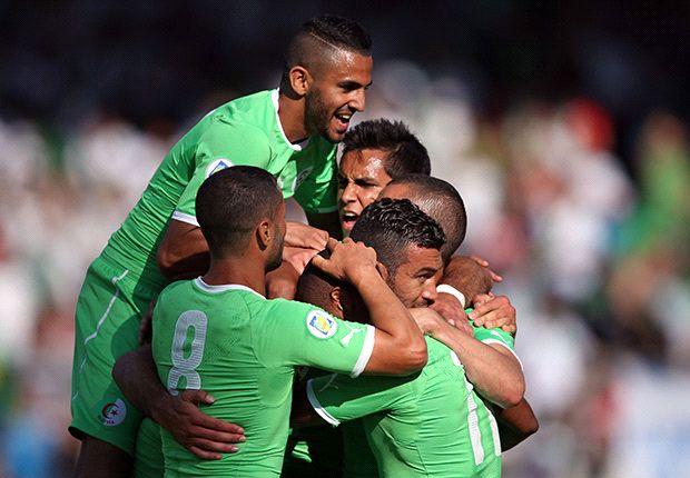 تصفيات الكان   رأس  مجاني  تقود الجزائر لإسقاط مالي -
