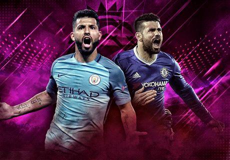 Manchester City-Chelsea, direct commenté et statistiques live