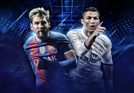 Messi's big chance to surpass Ronaldo