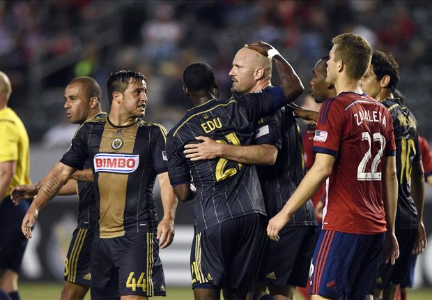 Chivas USA 0-3 Philadelphia Union: Casey double gives Philly boost