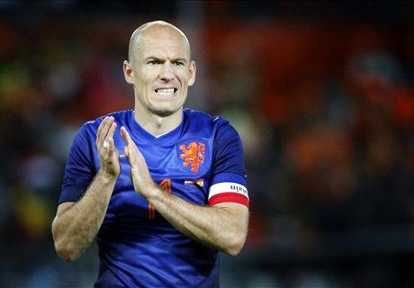 Robben trots op 'Feyenoorders'