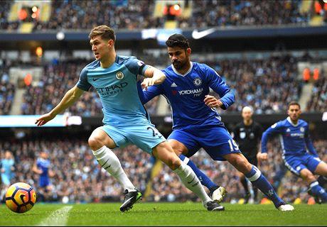 LIVE: Man City vs. Chelsea