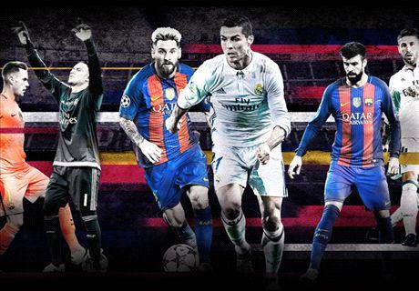EN VIVO: Barcelona 0-0 Real Madrid