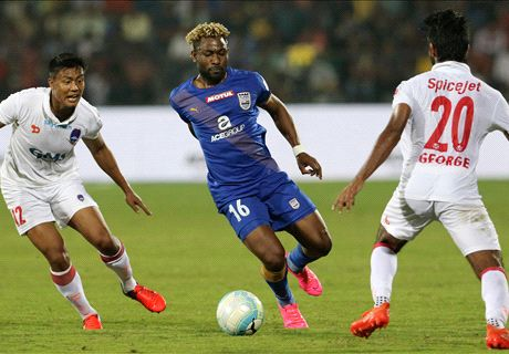 Ratings: Mumbai City 0-0 Delhi Dynamos