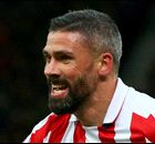 STOKE: In top half with Burnley win