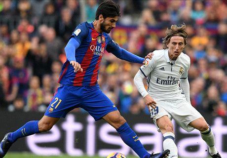 LIVE: Barcelona vs. Real Madrid