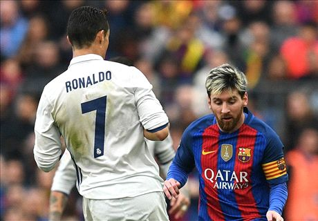 Messi, Ronaldo race to 100 CL goals