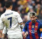 Messi, Ronaldo race to 100 CL goals
