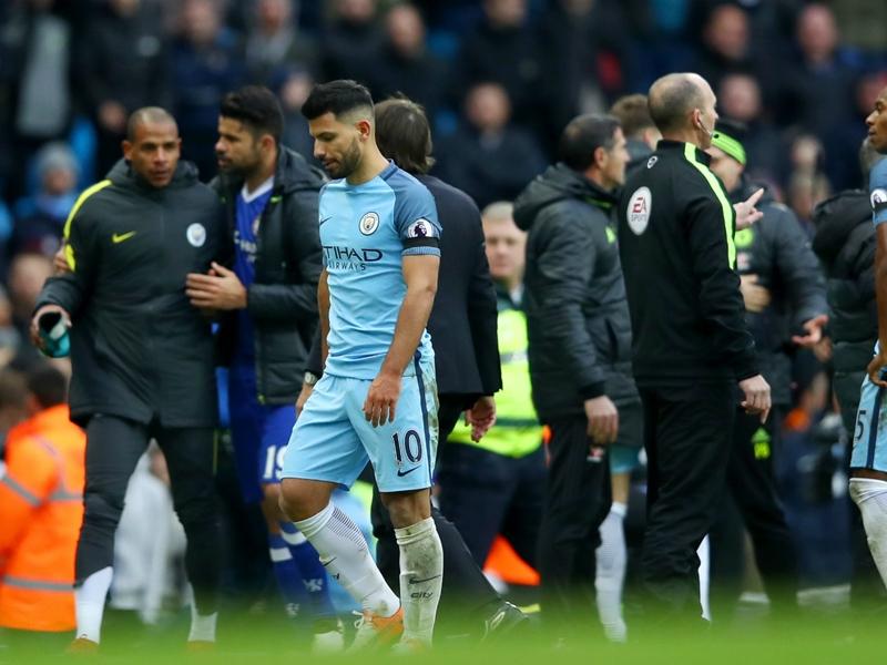 La fin d'une incroyable série à Manchester City
