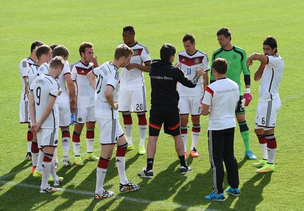 Joachim Low DFB-Team Trainingscamp