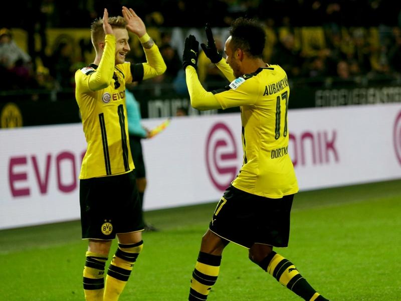 Calciomercato, Aubameyang al Dortmund: Non so se resto l'anno prossimo