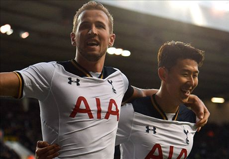 Tottenham smash struggling Swansea