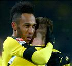 BVB: Auba at the double in easy win
