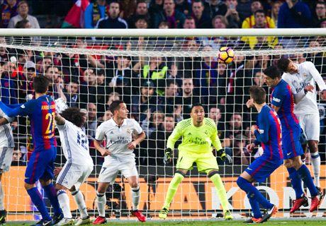 FT: Barcelona 1-1 Real Madrid