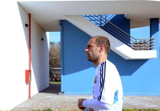 Agen Bola - Zabaleta Puji Suporter Argentina