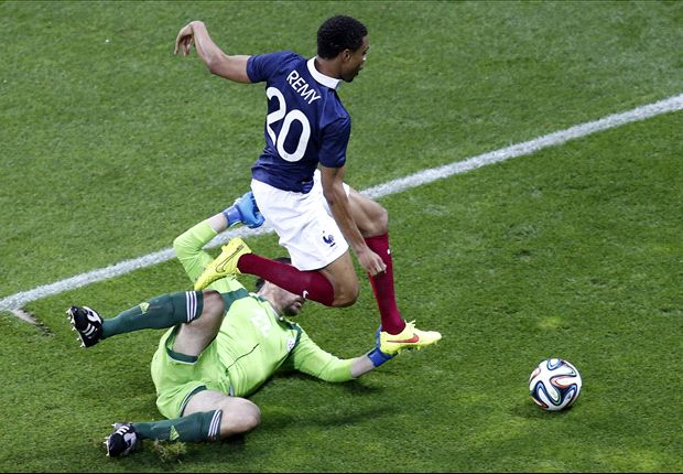 France 1-1 Paraguay: Griezmann strike not enough for Les Bleus