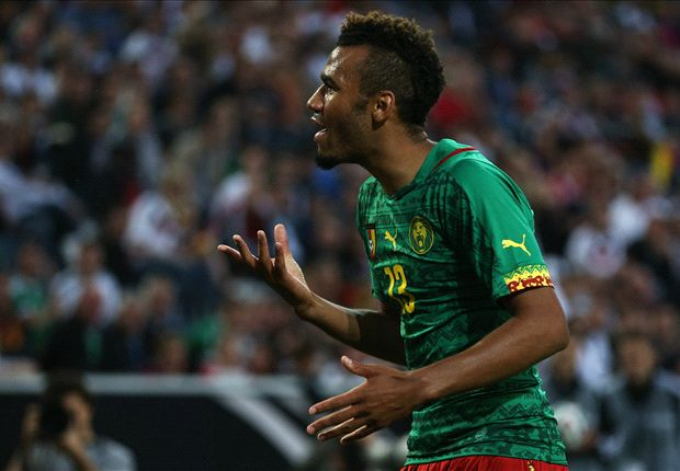 Germany 2-2 Cameroon: Home side pegged back by Choupo-Moting in thrilling climax