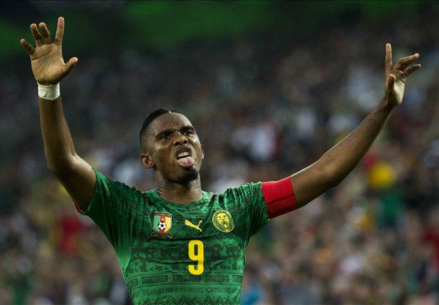 'Lethal' Eto'o a worry for Brazil - Thiago Silva