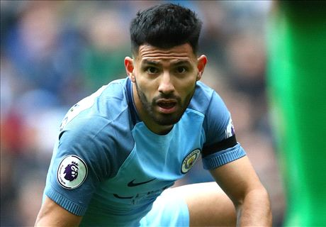 Aguero handed four-game ban after red