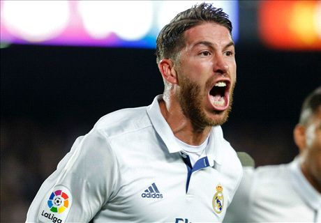 Ramos the hero as Barca misses chance