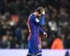 La racha negativa de Messi