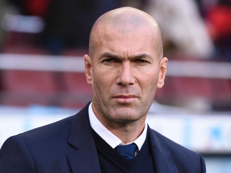 "Real Madrid, Zidane ""satisfait"" du point pris"