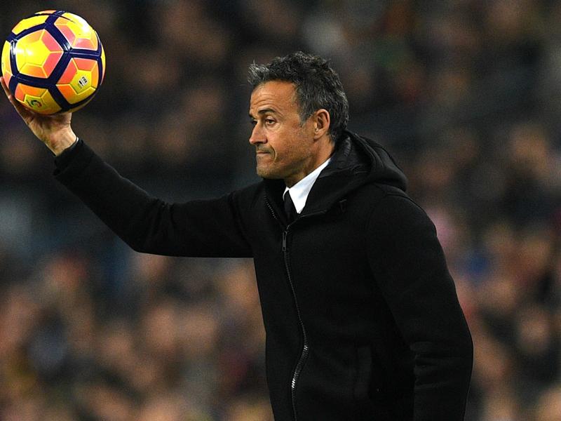 """Barça, Luis Enrique : """"Nous sommes loin de nos prétentions"""""""