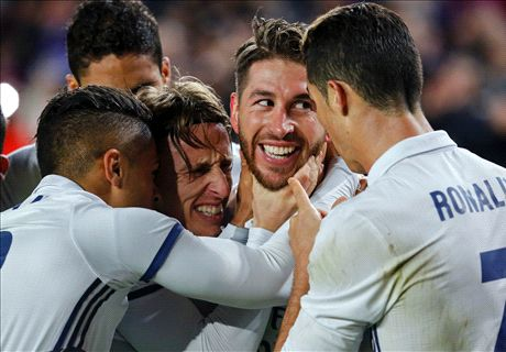 Ramos the hero again for Real Madrid