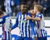 Kalou's Hertha return to winning ways