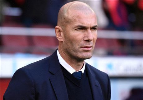 Zidane equals Mou's Madrid record