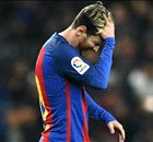 Messi enduring his worst Clasico run