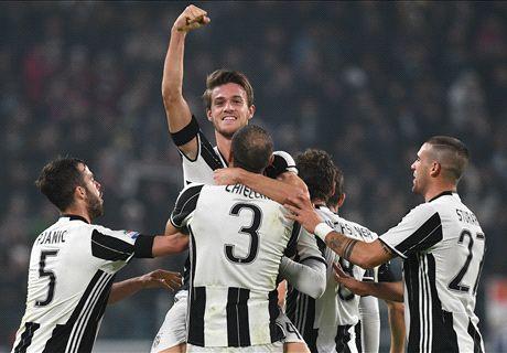 FT: Juventus 3-1 Atalanta