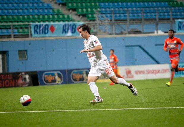 James Younghusband will hope to inspire Loyola against Home.