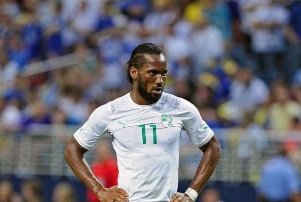 Die Elfenbeinküste will Didier Drogba nicht ziehen lassen