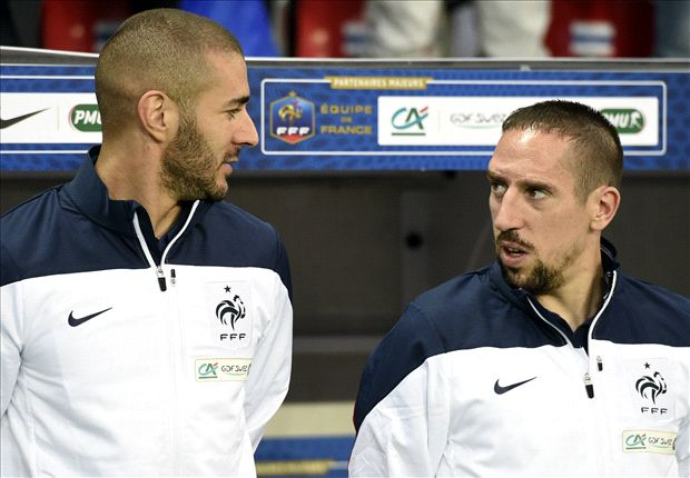Ribery is angry and worried about missing the World Cup, admits Giroud
