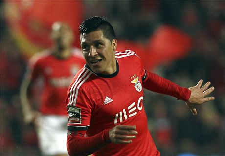 Transfer Talk: Man Utd eye Benfica duo