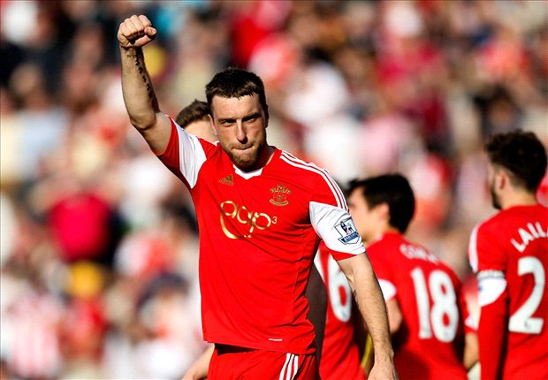 Official: Liverpool sign Rickie Lambert from Southampton