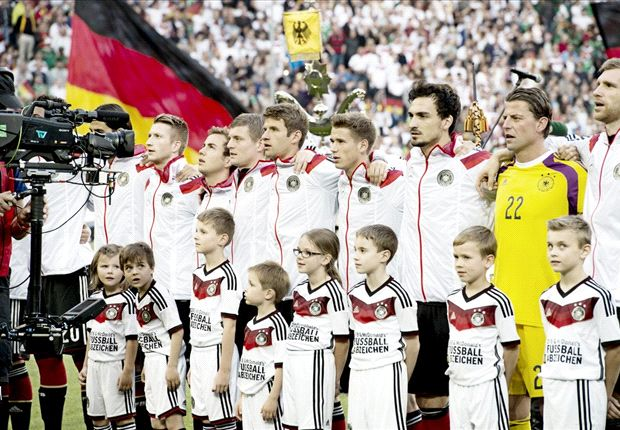 Los 23 elegidos de Alemania para el Mundial