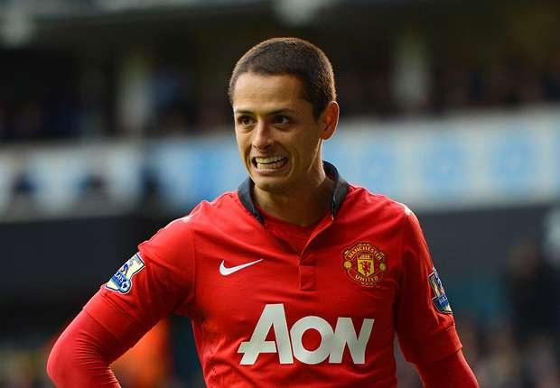 Manchester United striker Hernandez set for Real Madrid loan