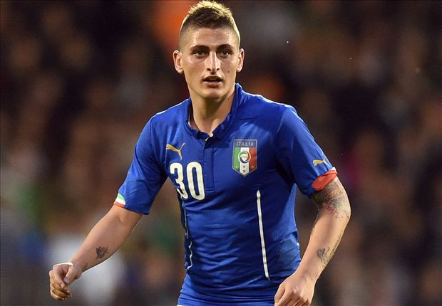 Marco Verratti: Playing alongside Pirlo is possible